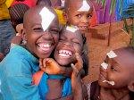 The children of Cheleta (http://missionhurumavillage.wordpress.com).