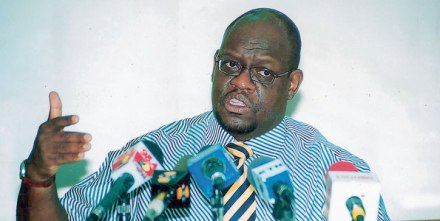 John Githongo: Cautioned about the seduction of oversimplistic narratives. (Nation photo)