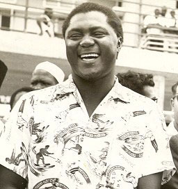 Tom Mboya: A Luo, was elected MP of predominantly Kikuyu Kamukunji constituency.