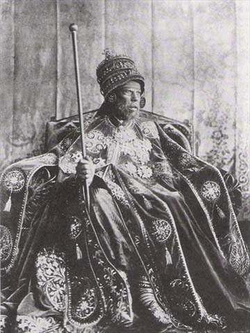 Emperor Menelik: Did Meles have a Menelik envy, and did he believe he could remake 500 years of Ethiopian history? Some think so.