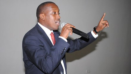 Youthful and rebellious ruling party MP Gerald Karuhanga, has been a thorn in the side of the government - a problem the Big Men are pushing a dramatic solution to deal with.