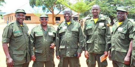 To maintain its links to its roots as a rebel movement, even civilian government MPs traditionally are required to wear military uniform at their retreats.
