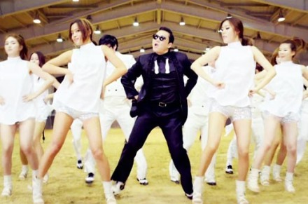 "In early 2012 ""Kony 2012"" was the YouTube sensation. By the end Psy's ""Gangman Style"" had knocked it into oblivion."