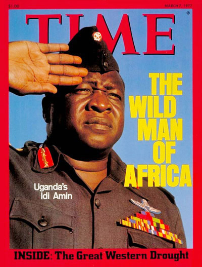 Dictators like Idi Amin became a common African experience.