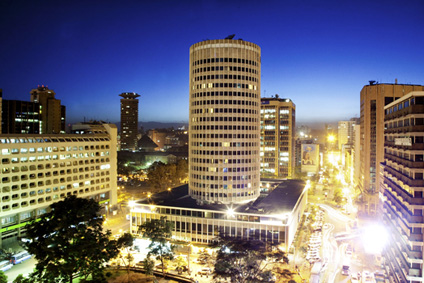 Glittering Nairobi: But for some of its residents, it loses the shine during elections.