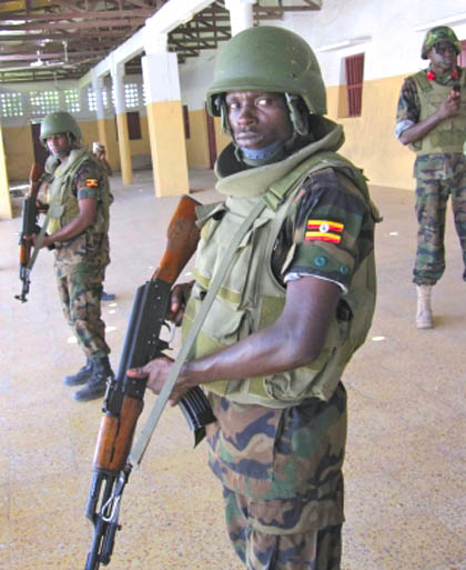 Uganda AMISOM troops in Somalia: There can be glory in this business, except that it has been elusive for peacekeepers in central Africa